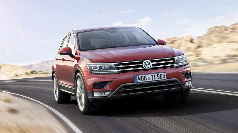 Volkswagen Tiguan Reviews Specs Prices Photos And Videos Top Speed
