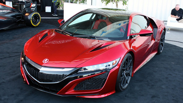 2009 Acura Nsx Car Review Top Speed