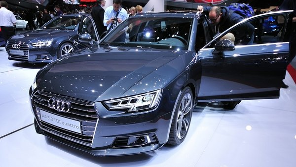 2016 audi a4 review top speed. Black Bedroom Furniture Sets. Home Design Ideas