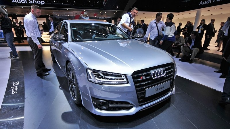 2016 Audi S8 Plus Pictures Photos Wallpapers And Videos Top Speed