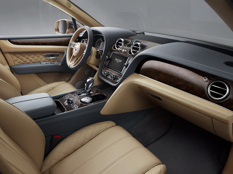 2017 Bentley Bentayga High Resolution Interior - image 645102