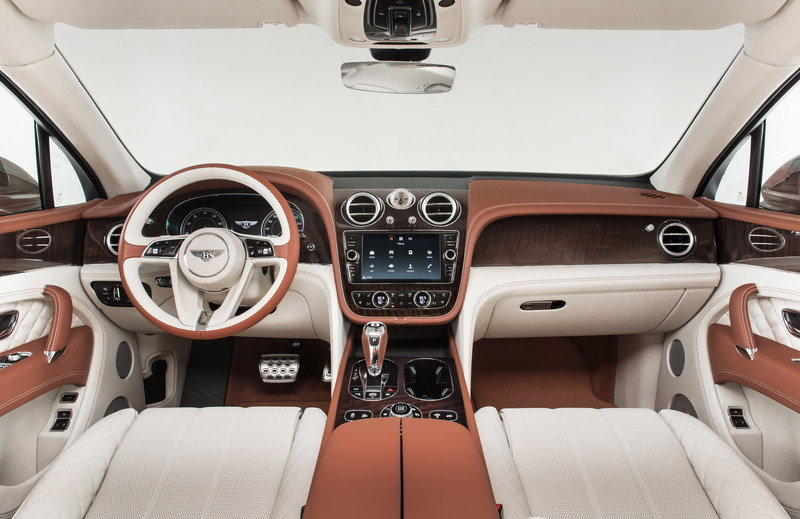 2017 Bentley Bentayga High Resolution Interior - image 645103