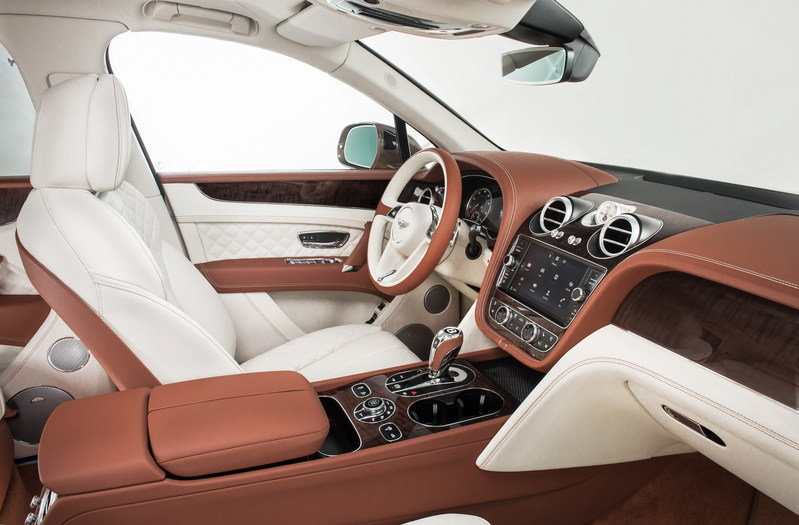 2017 Bentley Bentayga High Resolution Interior - image 645104