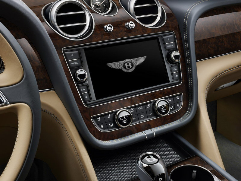 2017 Bentley Bentayga High Resolution Interior - image 645106