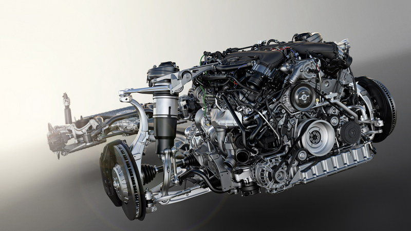 2017 Bentley Bentayga High Resolution Drivetrain - image 645119