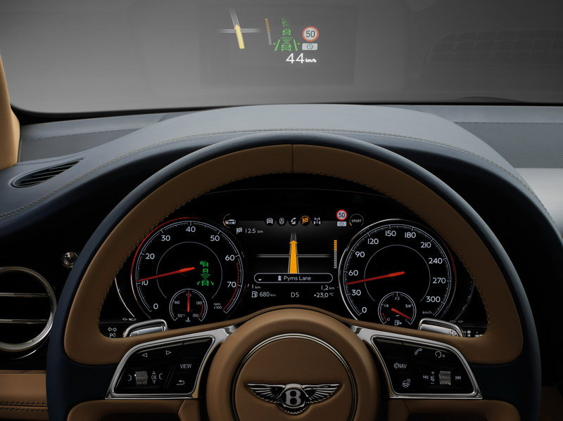 2017 Bentley Bentayga High Resolution Interior - image 645126