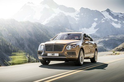 2017 Bentley Bentayga - image 645139