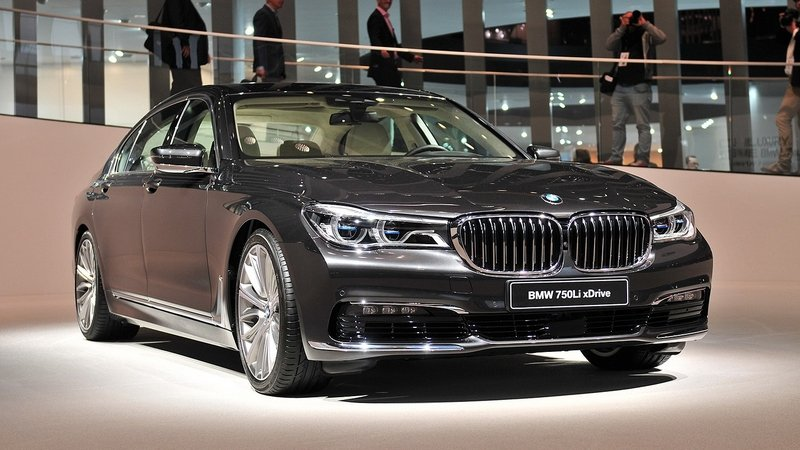 2016 BMW 7 Series Exterior High Resolution - image 647227