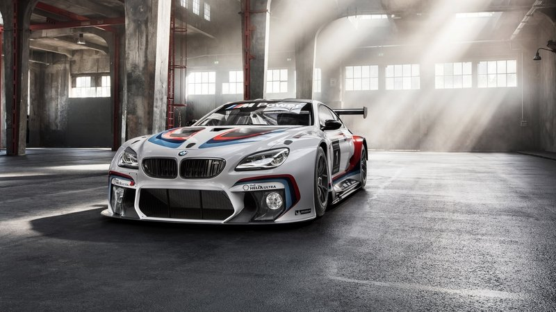 2016 BMW M6 GT3 High Resolution Exterior - image 646109
