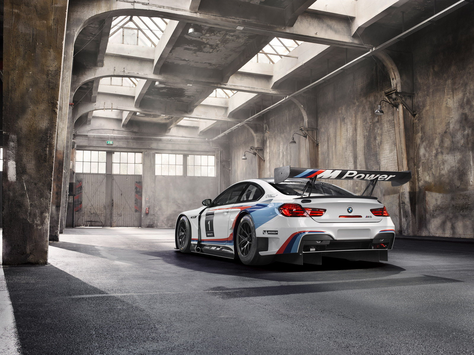 2016 bmw m6 gt3 picture 646081 car review top speed. Black Bedroom Furniture Sets. Home Design Ideas
