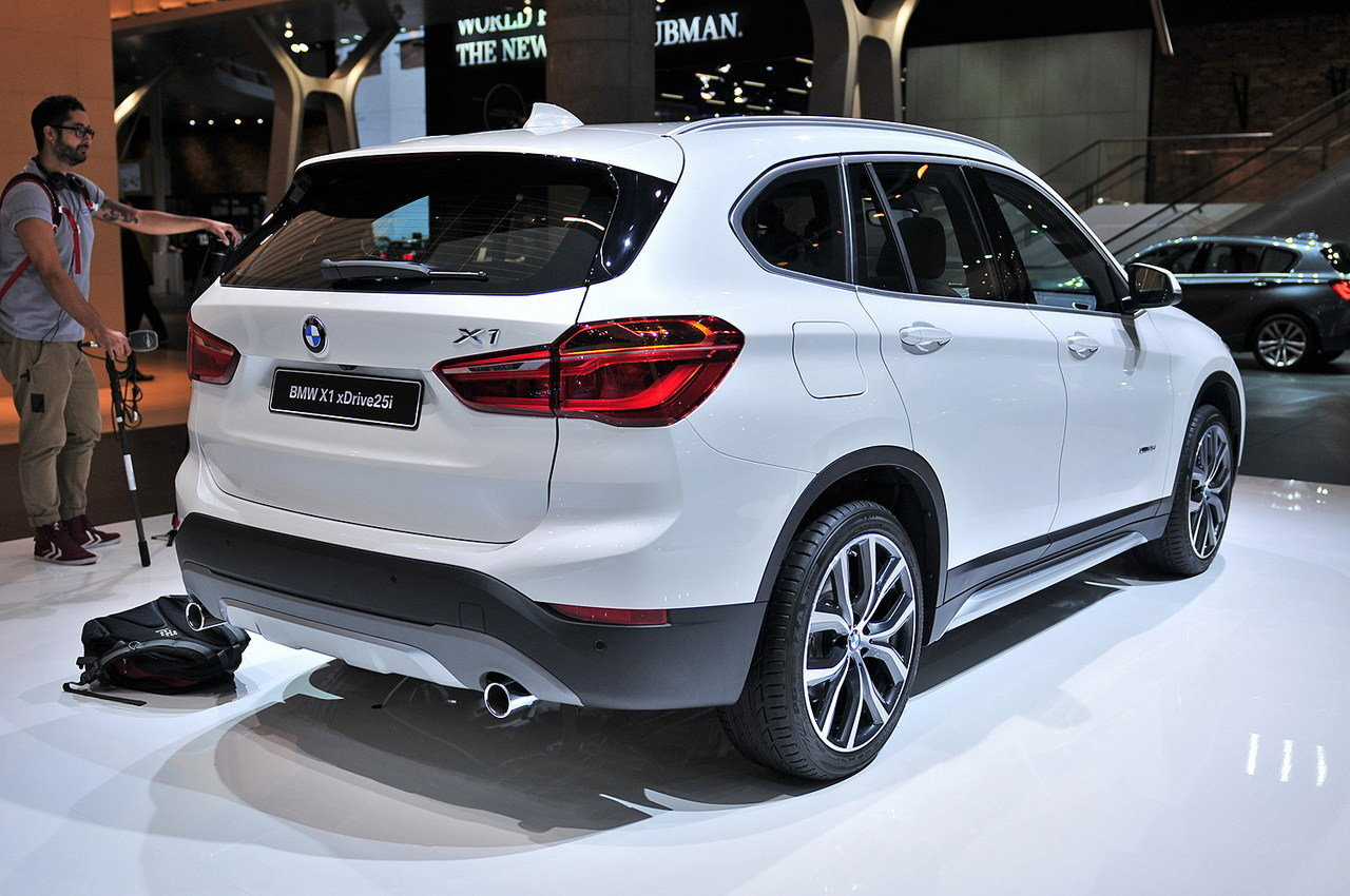 2016 bmw x1 picture 647234 car review top speed. Black Bedroom Furniture Sets. Home Design Ideas