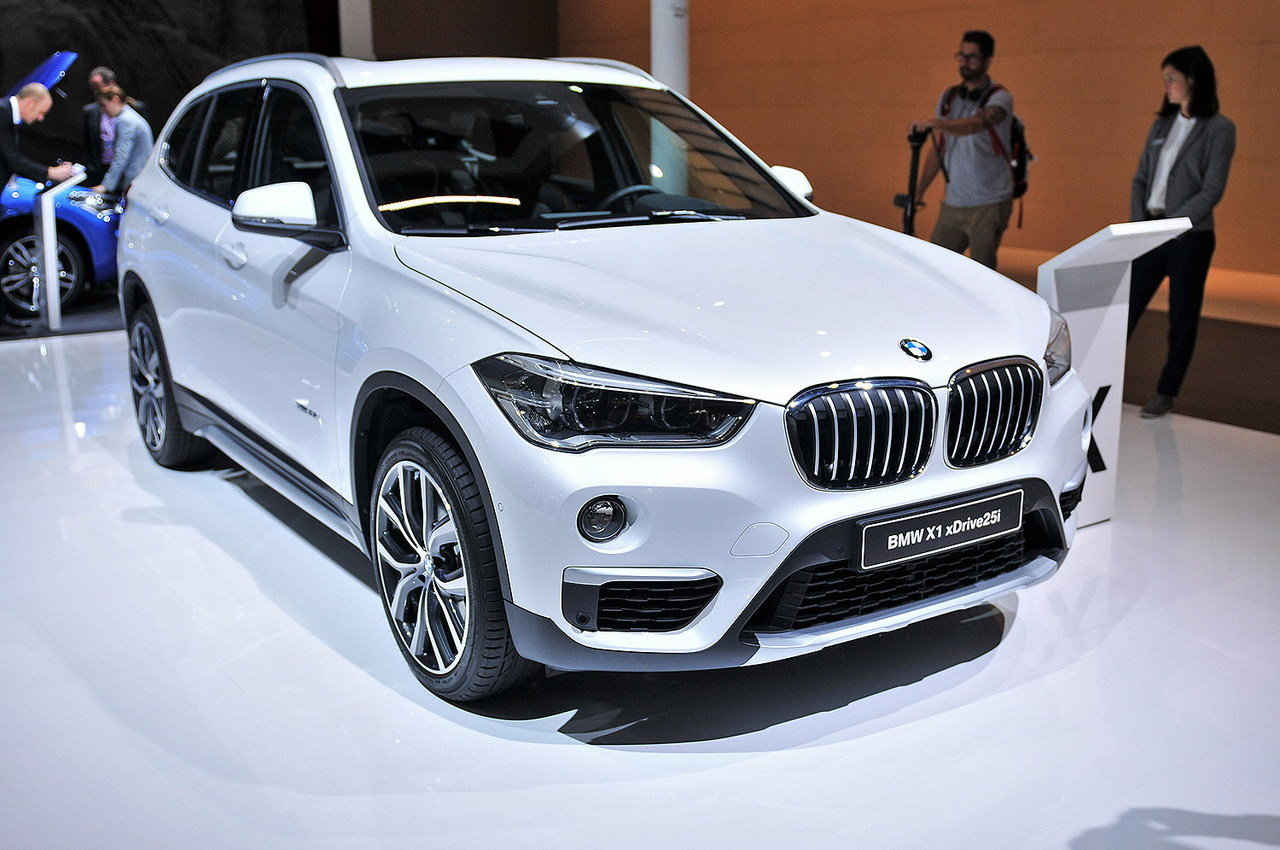 2016 bmw x1 picture 647235 car review top speed. Black Bedroom Furniture Sets. Home Design Ideas