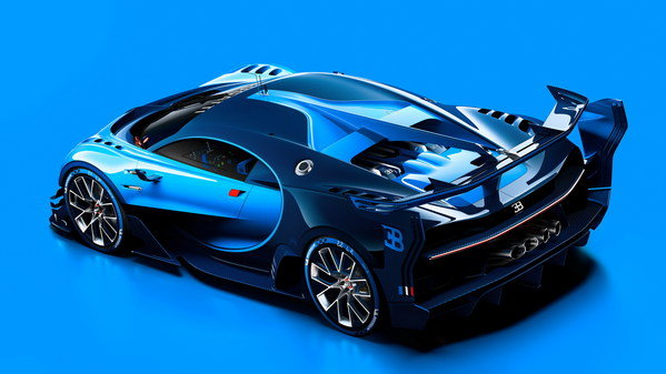 2016 bugatti vision gran turismo car review top speed. Black Bedroom Furniture Sets. Home Design Ideas