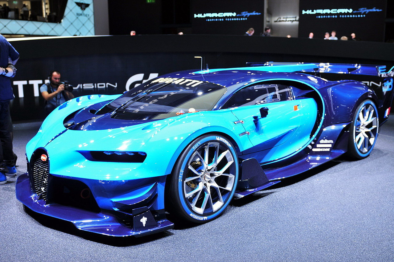 2016 bugatti vision gran turismo picture 647282 car review top speed. Black Bedroom Furniture Sets. Home Design Ideas