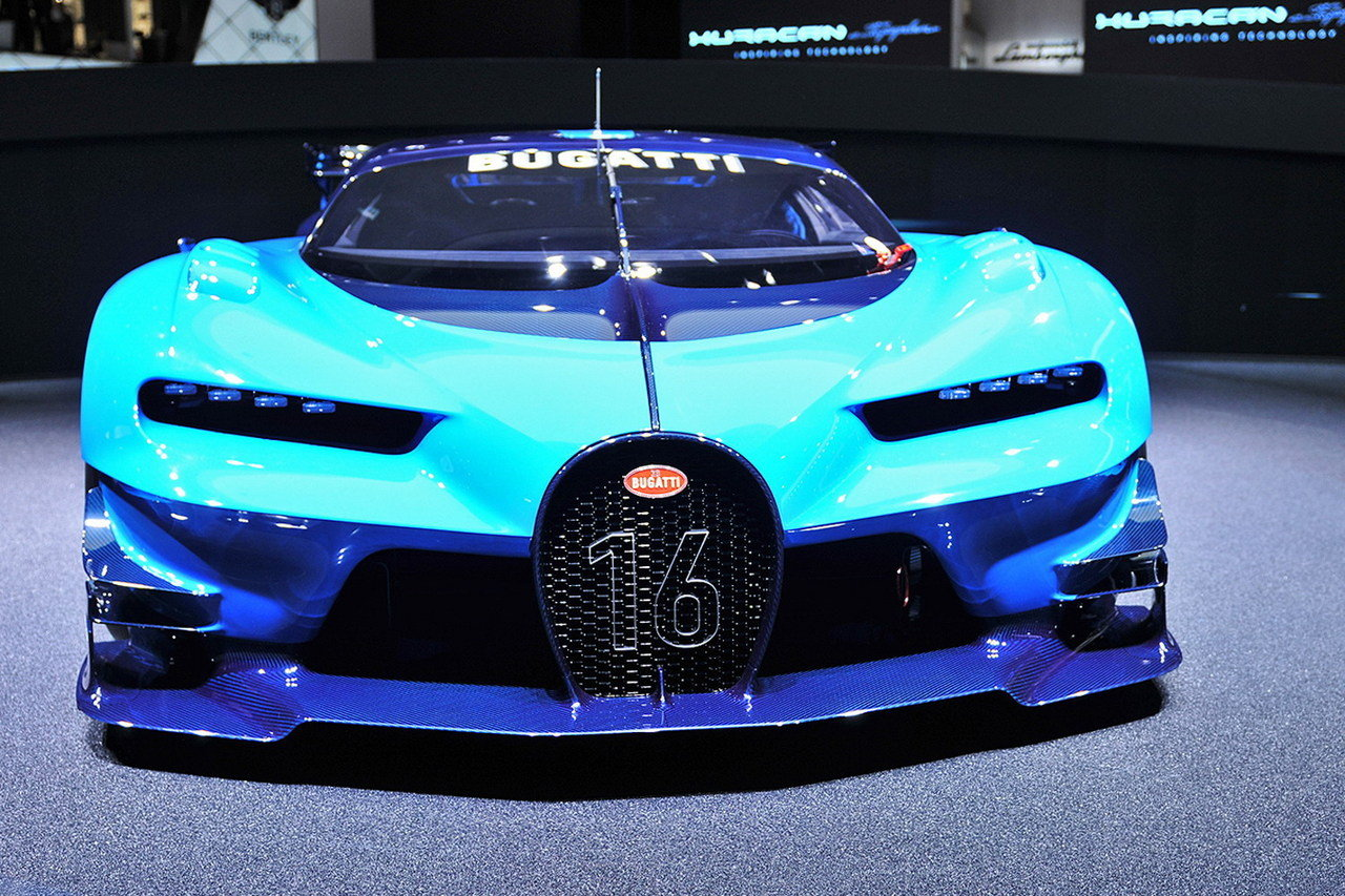 2016 bugatti vision gran turismo picture 647285 car review top speed. Black Bedroom Furniture Sets. Home Design Ideas