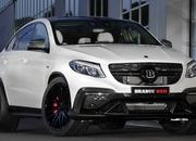 2016 Mercedes GLE Coupe 850 By Brabus - image 646634