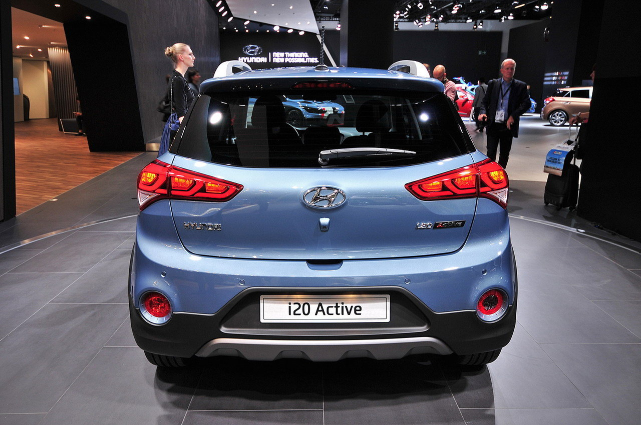 2016 hyundai i20 active picture 647425 car review top speed. Black Bedroom Furniture Sets. Home Design Ideas