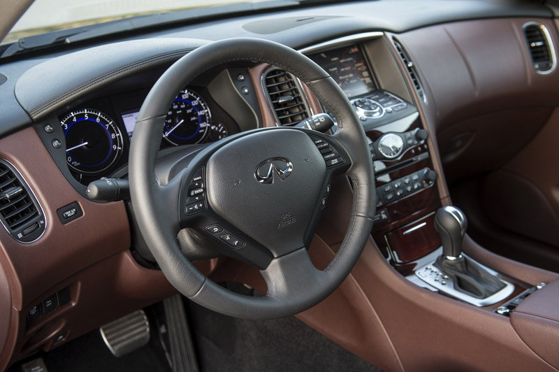 2016 Infiniti QX50 High Resolution - image 648267