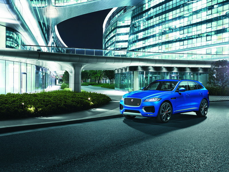 2017 - 2019 Jaguar F-Pace High Resolution Exterior - image 645932