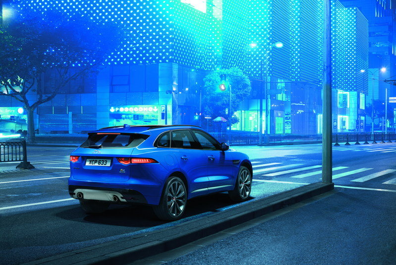 2017 - 2019 Jaguar F-Pace High Resolution Exterior Wallpaper quality - image 645934