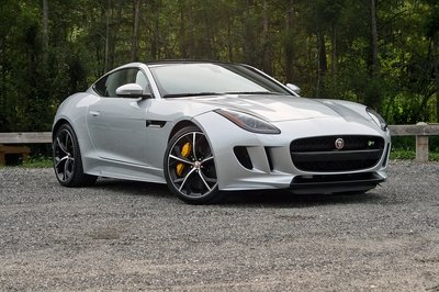 2016 Jaguar F-Type R Coupe AWD - Driven - image 648333
