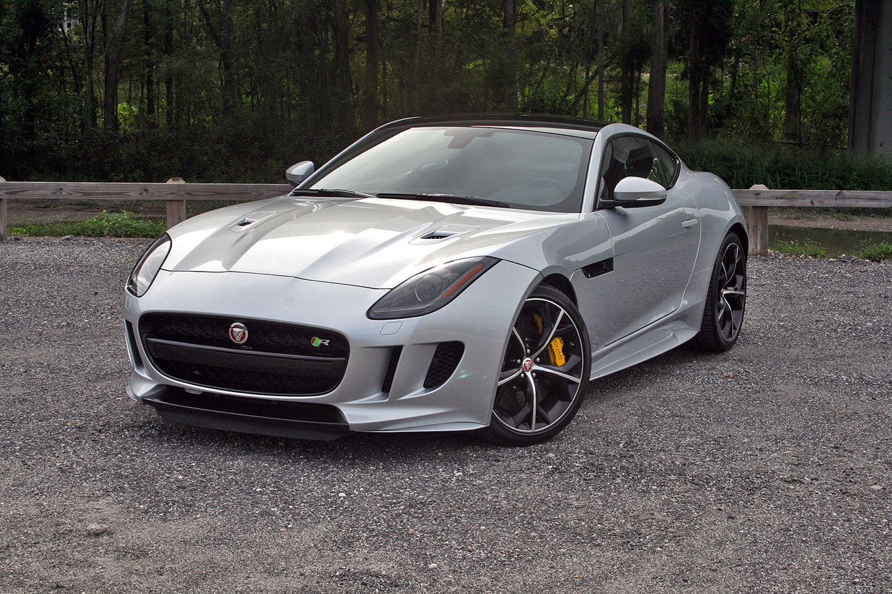 2016 jaguar f type r coupe awd driven picture 648326 car review top speed. Black Bedroom Furniture Sets. Home Design Ideas