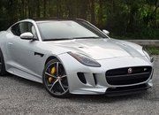 Jaguar F-Type R Coupe AWD - Driven