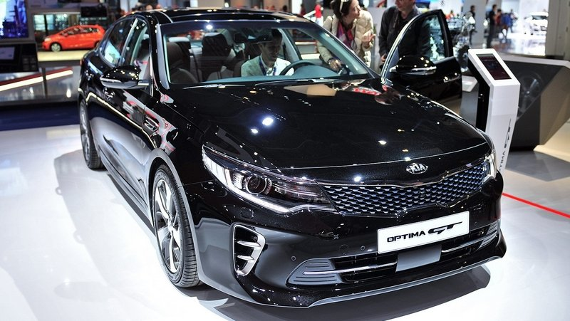 2016 kia optima gt review top speed sciox Choice Image