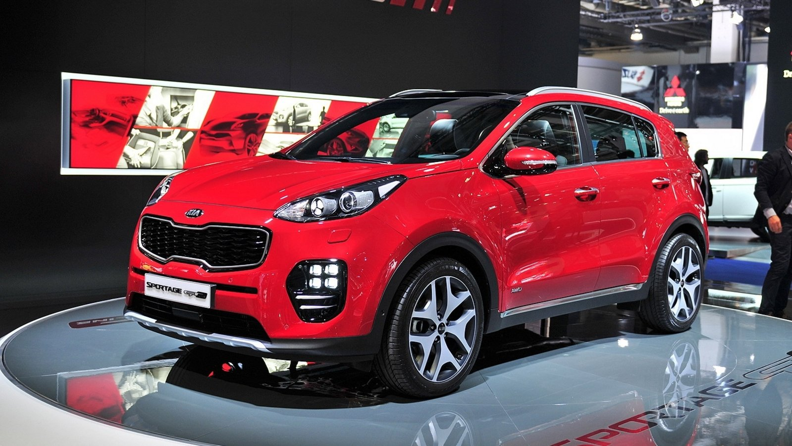 2017 Kia Sportage Review - Top Speed