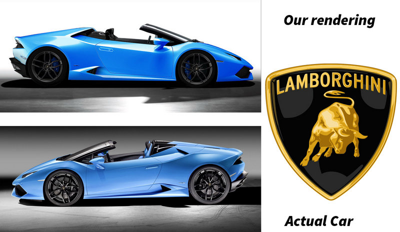 2016 Lamborghini Huracán LP 610-4 Spyder Computer Renderings and Photoshop Exclusive Photos - image 645859