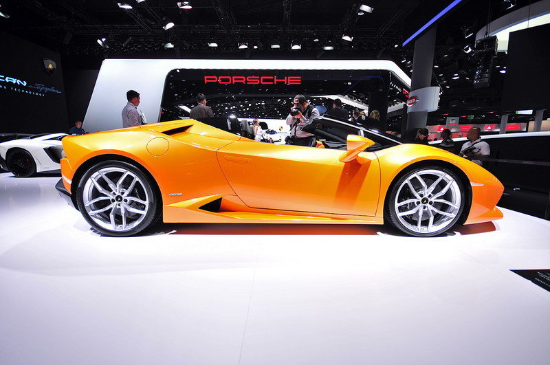 2016 lamborghini hurac n lp 610 4 spyder review top speed. Black Bedroom Furniture Sets. Home Design Ideas