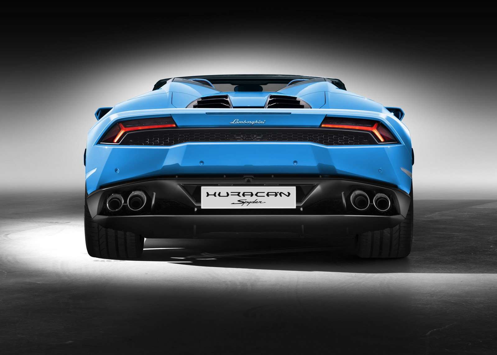 ... Huracán LP 610-4 Spyder - Picture 645856 | car review @ Top Speed