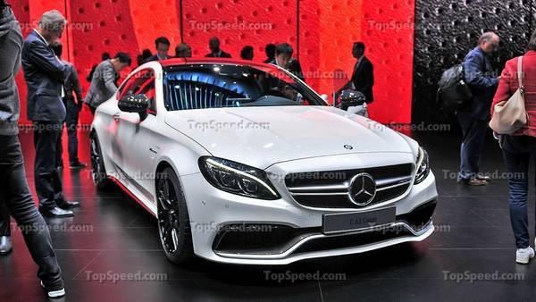 How Much Is A Mercedes C Amg Coupe