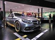 2016 Mercedes-AMG C63 Coupe Edition 1 - image 647763