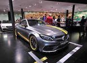 2016 Mercedes-AMG C63 Coupe Edition 1 - image 647764