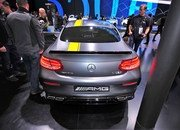2016 Mercedes-AMG C63 Coupe Edition 1 - image 647769