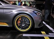 2016 Mercedes-AMG C63 Coupe Edition 1 - image 647772