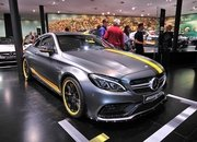 2016 Mercedes-AMG C63 Coupe Edition 1 - image 647777