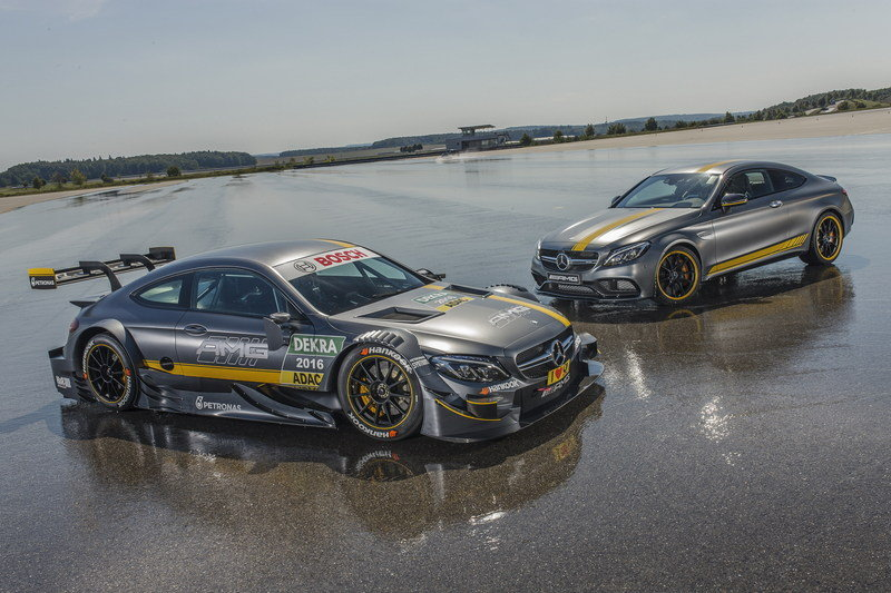 2016 Mercedes-AMG C63 DTM High Resolution Exterior Wallpaper quality - image 644742