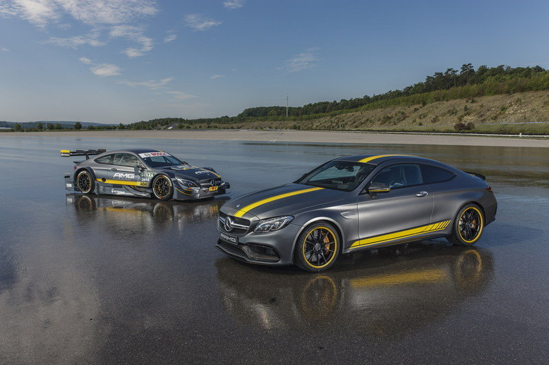 2016 Mercedes-AMG C63 DTM High Resolution Exterior - image 644735