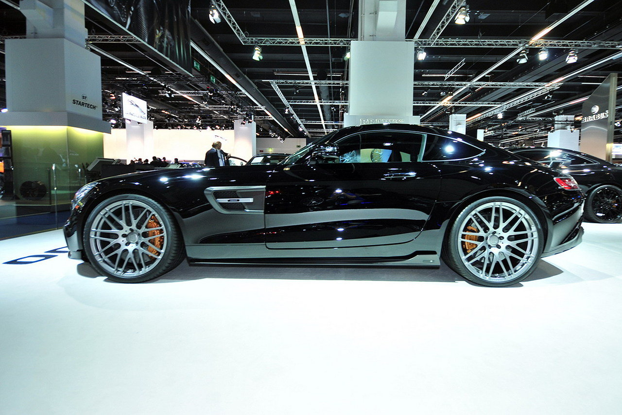 2016 mercedes amg gt s by brabus picture 647264 car review top speed. Black Bedroom Furniture Sets. Home Design Ideas