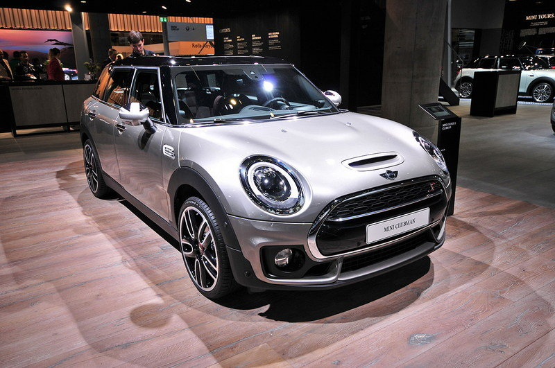 2016 Mini Clubman High Resolution Exterior AutoShow - image 647870