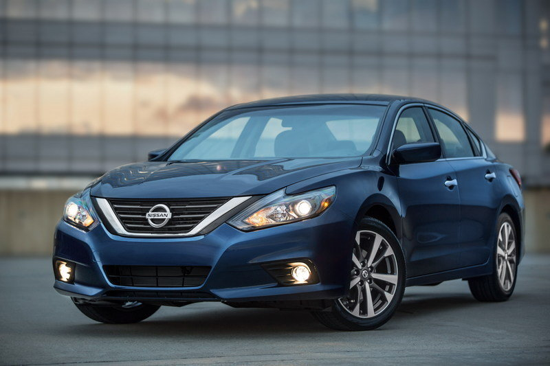2016 - 2017 Nissan Altima High Resolution Exterior - image 647602