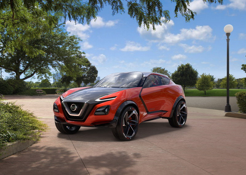 2016 Nissan Gripz Concept High Resolution Exterior - image 646229