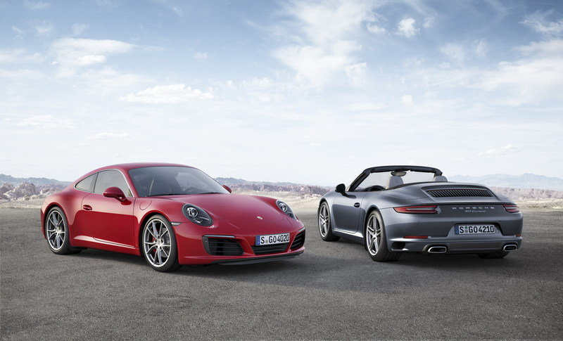 2016 Porsche 911 Carrera 991.2 Unveiled - Entire Lineup is Turbocharged
