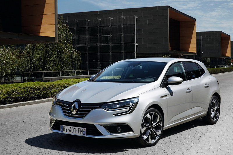 2016 Renault Mégane High Resolution Exterior Wallpaper quality - image 646253
