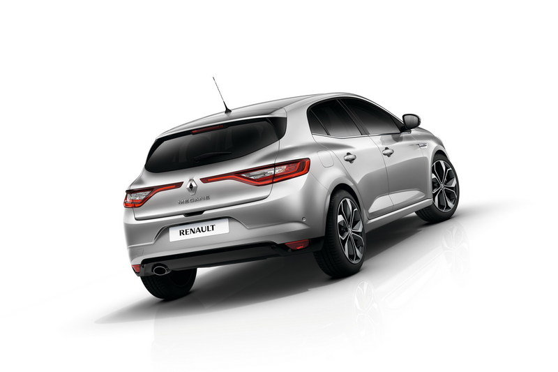 2016 Renault Mégane High Resolution Exterior - image 646245