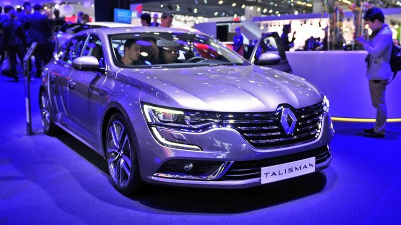 Renault Talisman Reviews Specs Prices Photos And Videos Top Speed