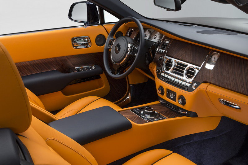 2016 Rolls-Royce Dawn High Resolution Interior - image 645015