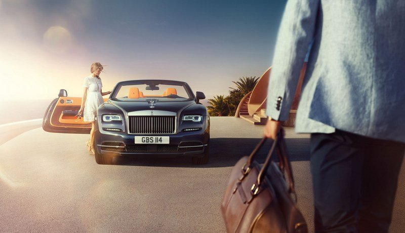 2016 Rolls-Royce Dawn High Resolution Exterior - image 645017